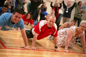 Pushups for Charity - June 2011