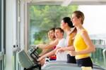 Bike and treadmill