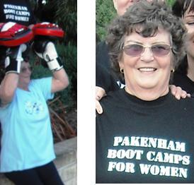 Anna Alderton, Mother of 3, 69 years old, Pakenham