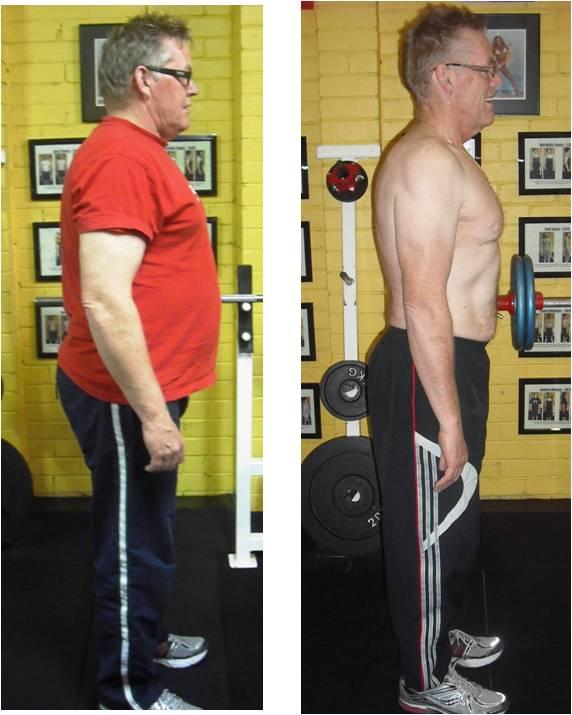 Ron Smelter, 54 yrs old, married, Rehabilitation Manager, Pakenham