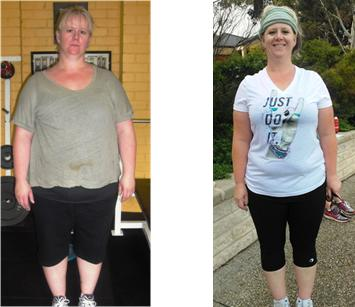 Tina Fahey, Mother of 4, 43 years old, Hospital Administration Manager, Pakenham