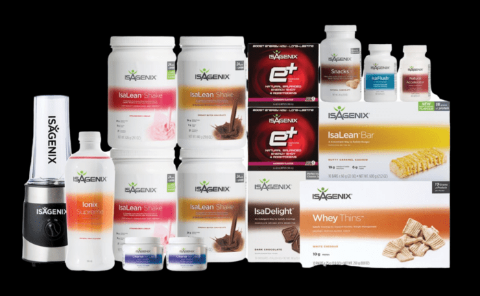 NUTRITION PRODUCTS